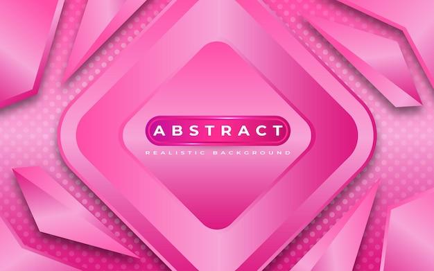 Style 3d abstrait