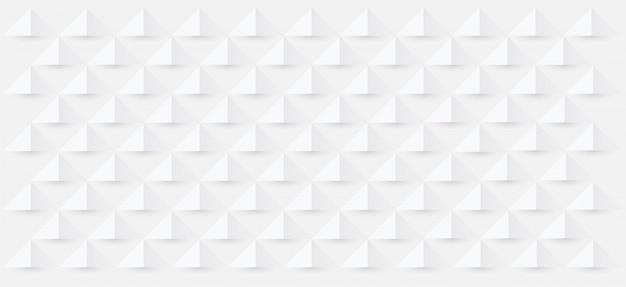 Le style art papier de fond peut être utilisé dans les arrière-plans de sites web ou dans la publicité. texture abstraite blanche. fond blanc, v.