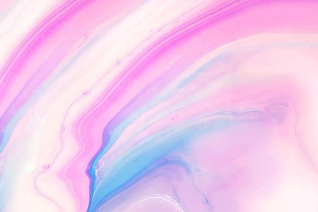Style coloré abstrait