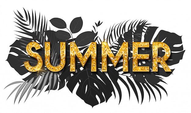 Style de luxe summer word
