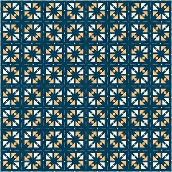 Style minimaliste de conception abstraite géométrique