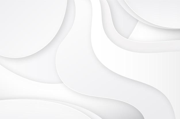 Style de papier de fond monochrome dynamique
