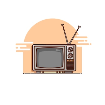 Style télé classique