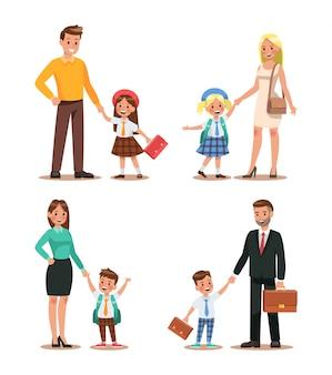 Style de vie de famille