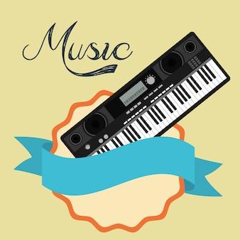 Style de vie de la musique