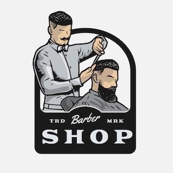 Styliste de salon de coiffure