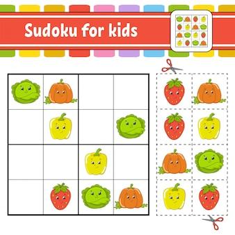 Sudoku pour les enfants