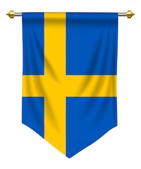 Suède pennant