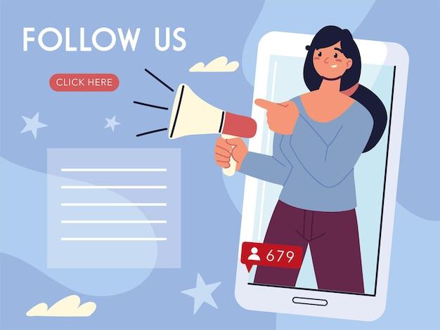Suivez-nous publicité