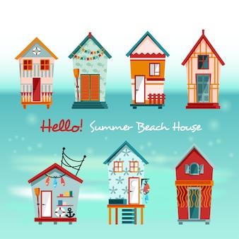 Summer beach house deux