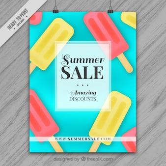 Summer modèle vente brochure