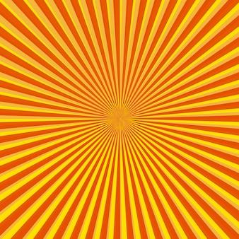 Sunburst background design, illustration vectorielle illustration eps10