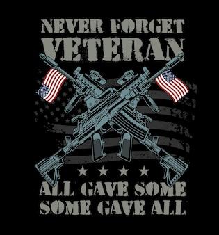 Super armée de vétérans américains