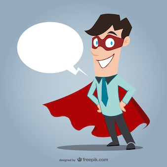 Super-héros bureau