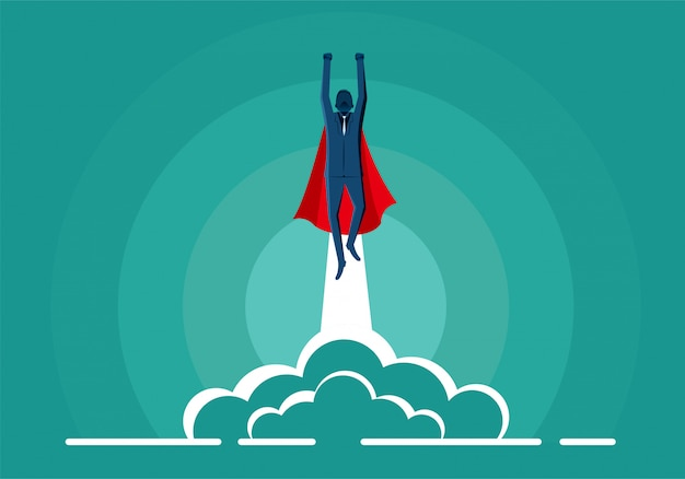 Super-héros réussi