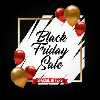 Super vente vendredi noir