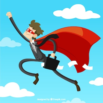 Superhero affaires