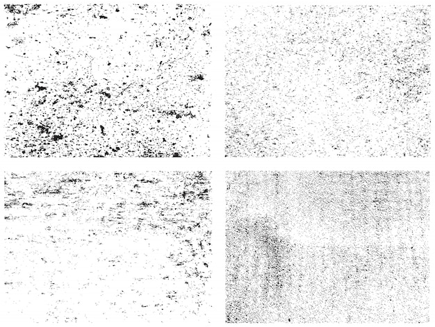 Superposition de textures grunge