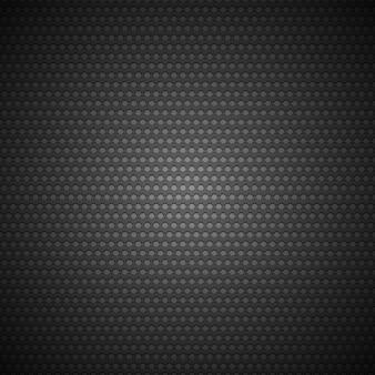 Surface métallique sans soudure, tôle perforée gris foncé
