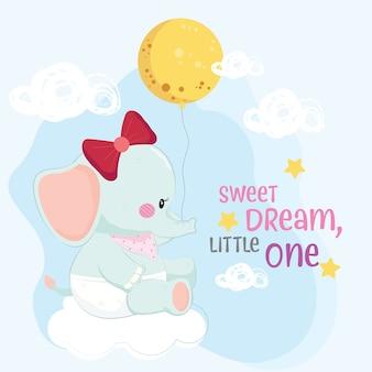 Sweet dream little one