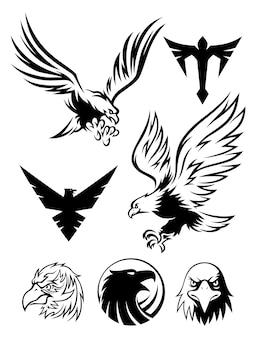 Symbole d'aigle