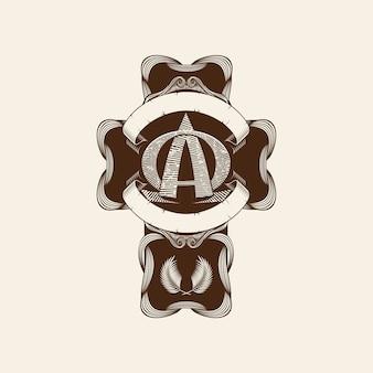 Symbole alpha et oméga