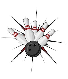 Symbole de bowling