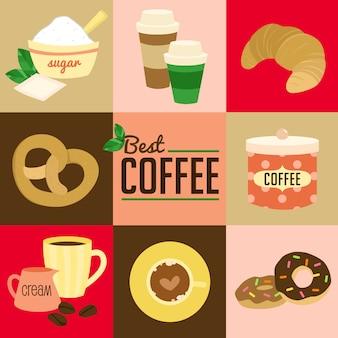 Symbole du café