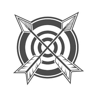 Symbole de la flèche