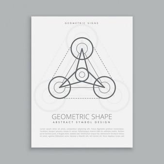 Symbole de la géométrie sacrée