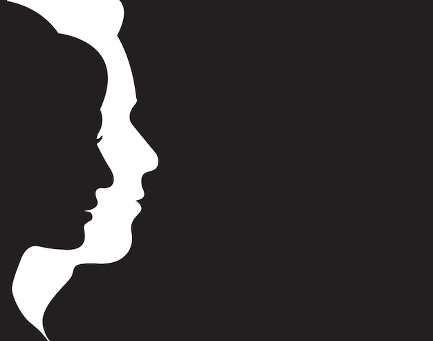 Symbole homme et femme