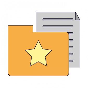 Symbole de site web mondial isolé