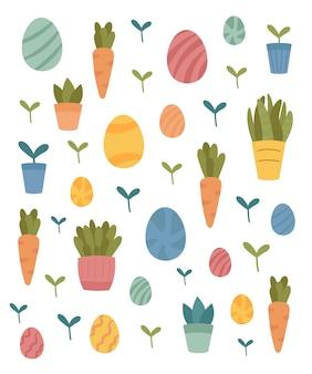 Symboles de printemps