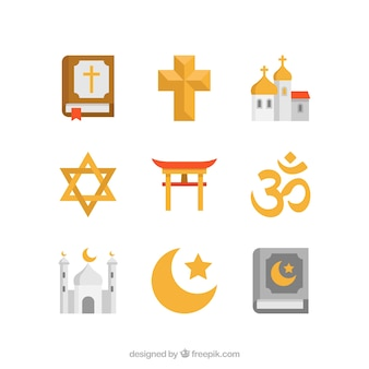 Symboles de religion