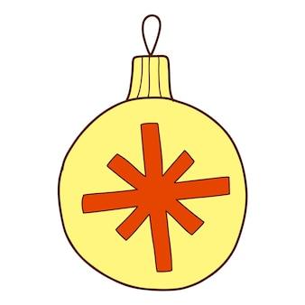 Symboles traditionnels des cadeaux de décorations d'année