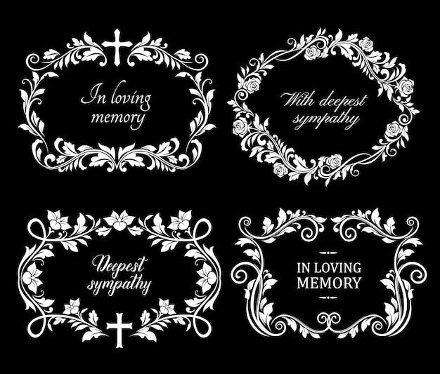 Sympathie la plus profonde et en mémoire