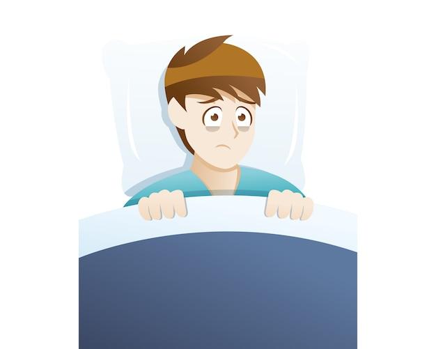Symptômes de dépression troubles du sommeil