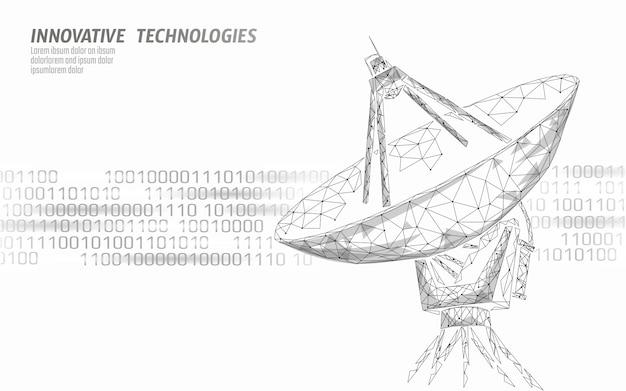 Système antivirus de sécurité internet. sécurité des données personnelles du radar polygonal.