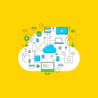 Système cloud