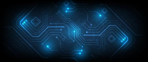 Système de connexion de données numériques de haute technologie
