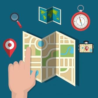 Système de localisation géographique