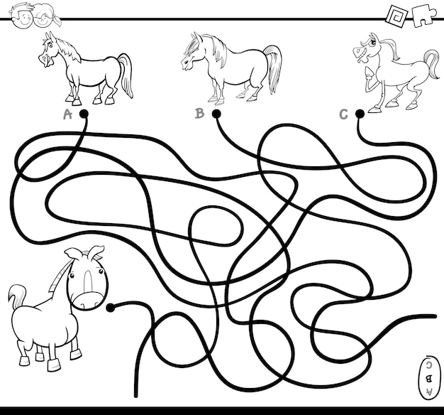 Tâche de labyrinthe