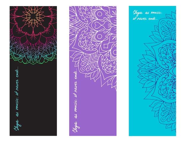 Tapis de yoga design