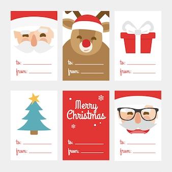 Tarjetas para regalos à partir de 2015 fra