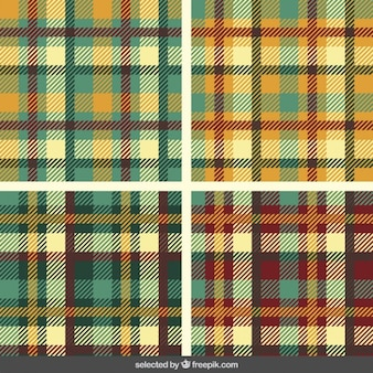 Tartan motifs collection