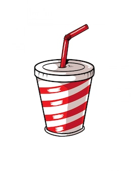 Tasse de soda