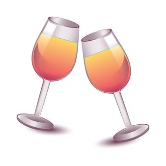 Tasses à cocktail