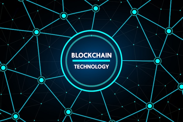 Technologie abstraite de blockchain