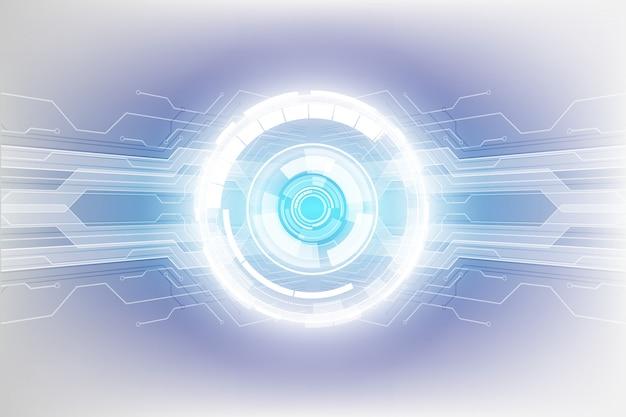 Technologie abstraite