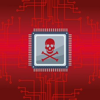 Technologie de circuit microchip